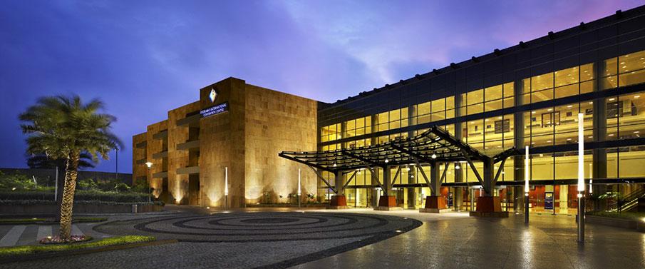 [Hyderabad International Convention Centre]