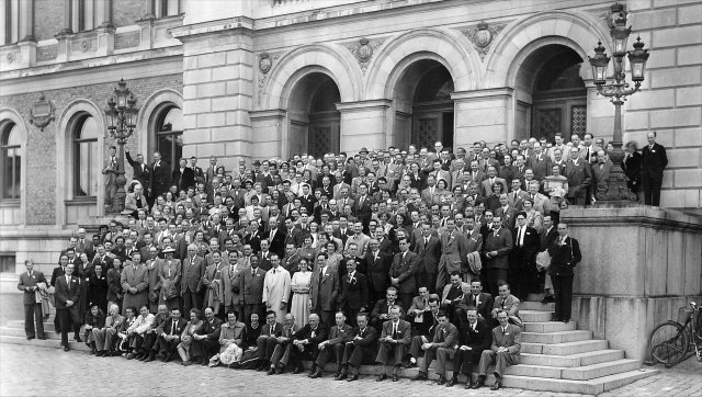 iucr 1951 2nd congress
