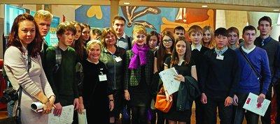 [Russian delegation]
