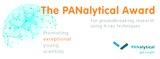 [PANalytical Award logo]