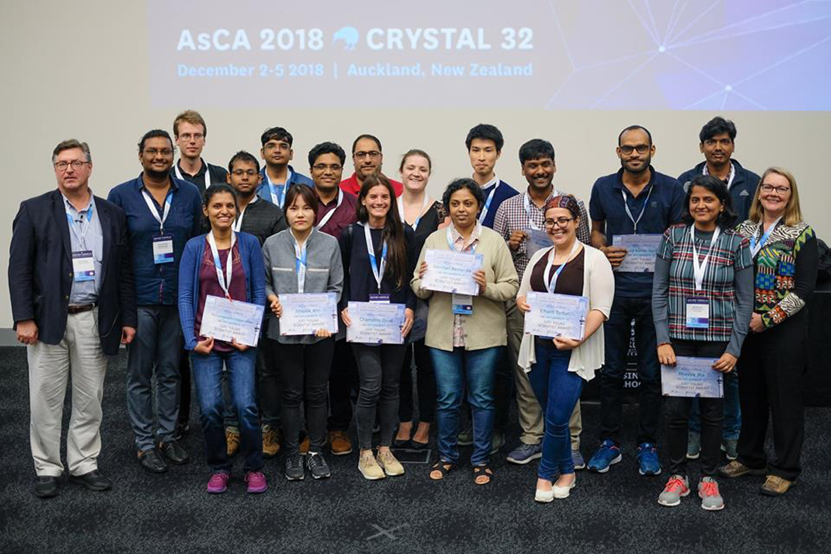 IUCr) 15th Conference of the Asian Crystallographic Association