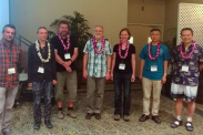 [Members, consultants and local workshop Chairs, Honolulu 2018]