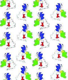 [Map wallpaper]