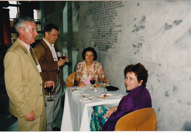 [1996: IUCr Congress and General Assembly: Social events]