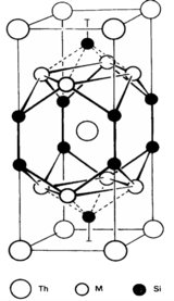 [ThMGe structure type]