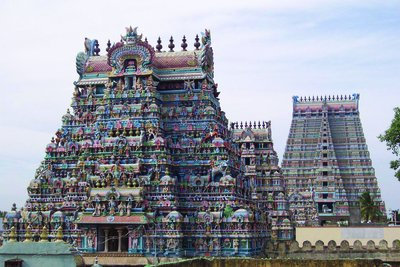 [Srirangam Temple]