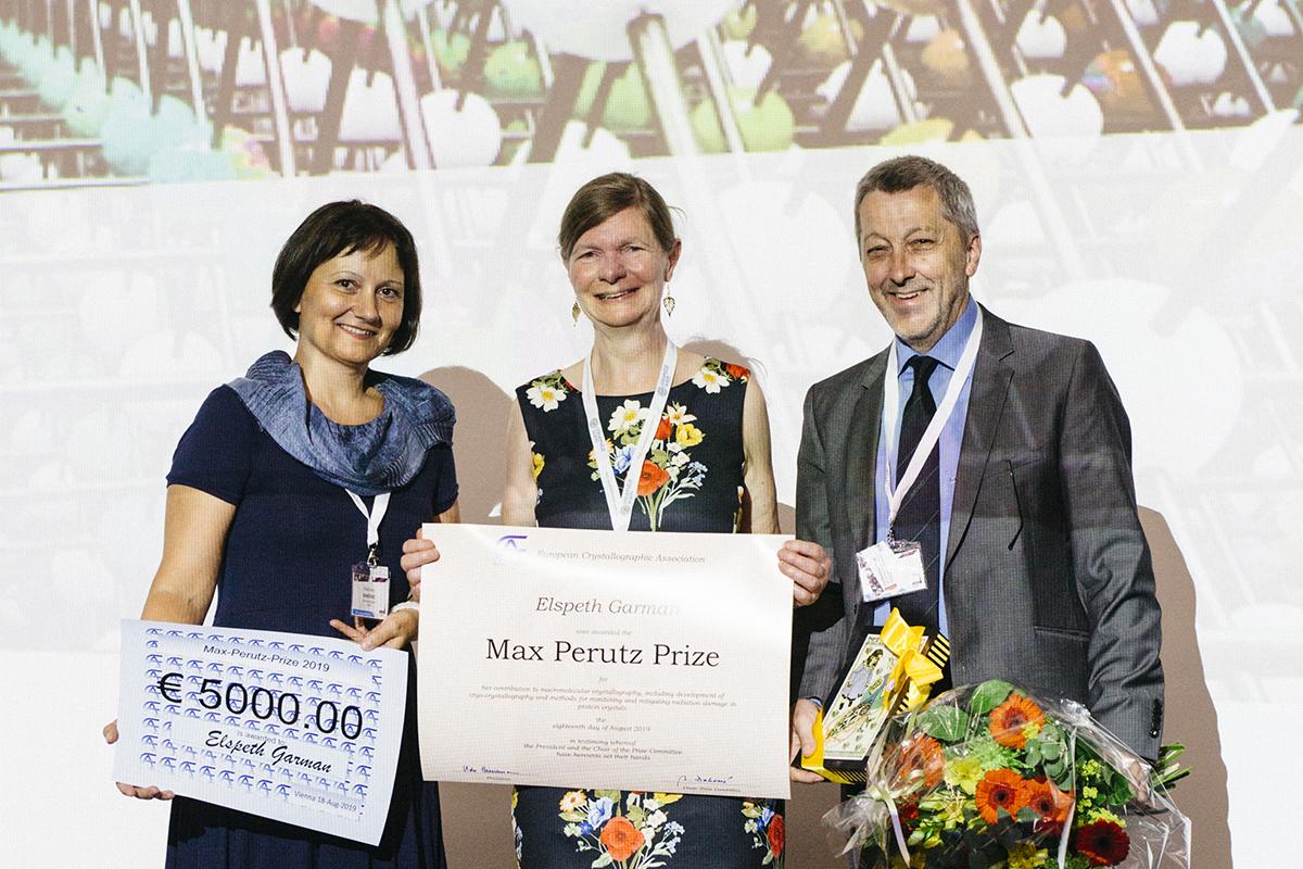 [Max Perutz Prize]