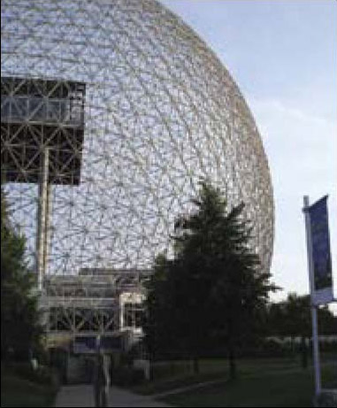 [Biosphere Museum, Montreal]