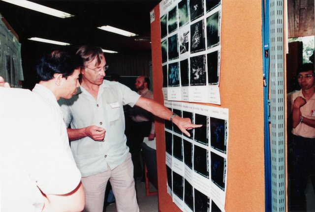 [1983: Kyoto Crystallographic Computing School: Participants]