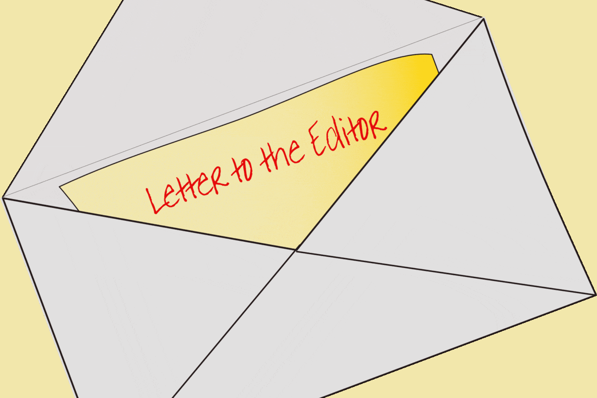 [Letters to the Editor]