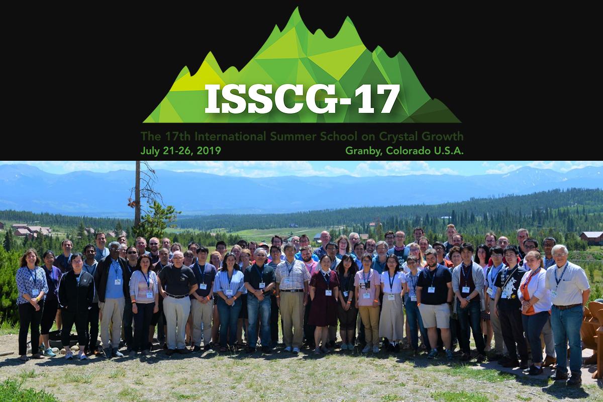 [ISSCG-17 participants]