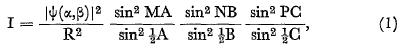 [equation 1]