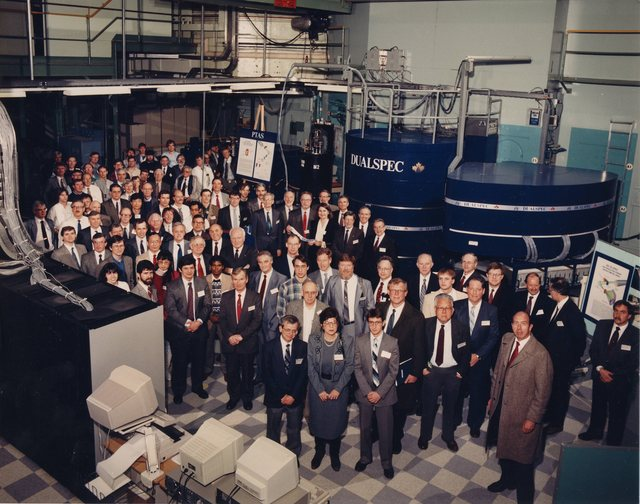 [1991: Instrumentation at Chalk River Laboratories: Opening ceremony]