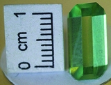 [Green crystal]