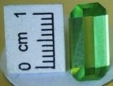[Green crystal]