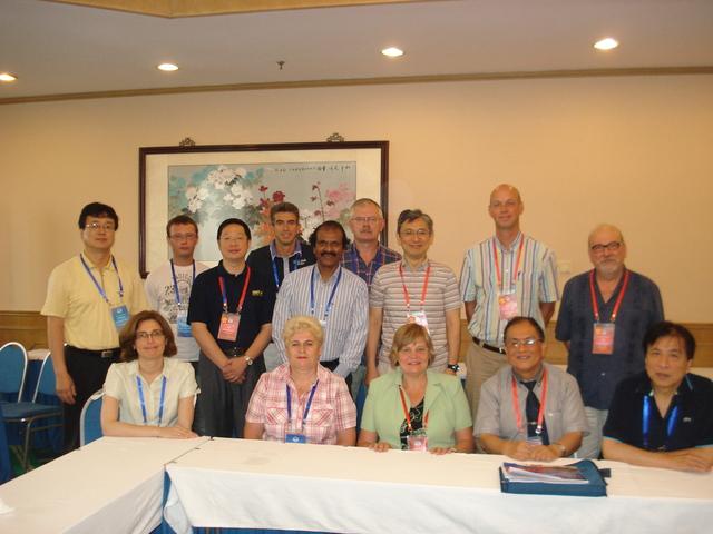 CCGCM Beijing meeting 2011