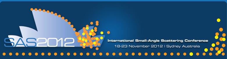 [SAS 2012 logo]