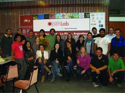 [La Plata group]