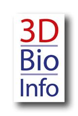 [3D-BioInfo logo]