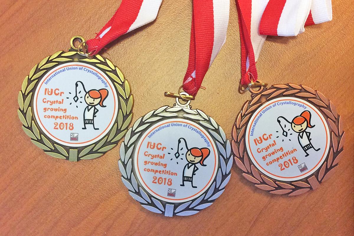 [medals]
