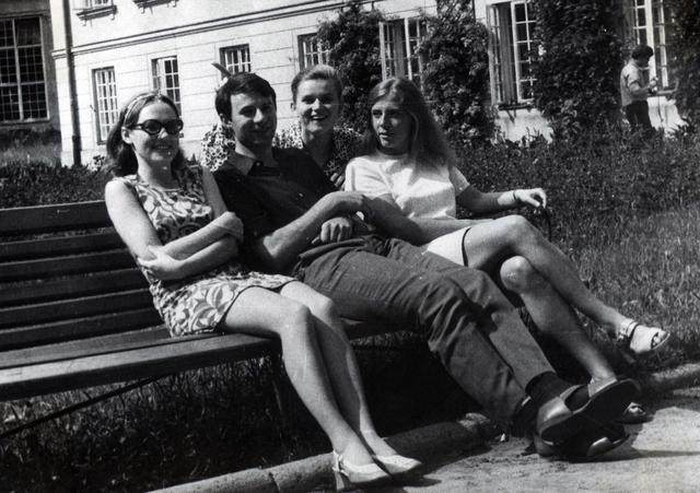 [1974: Polish Summer School on X-ray Crystallography: Participants]