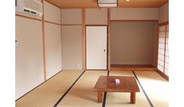 [room in Kansai Seminar House]