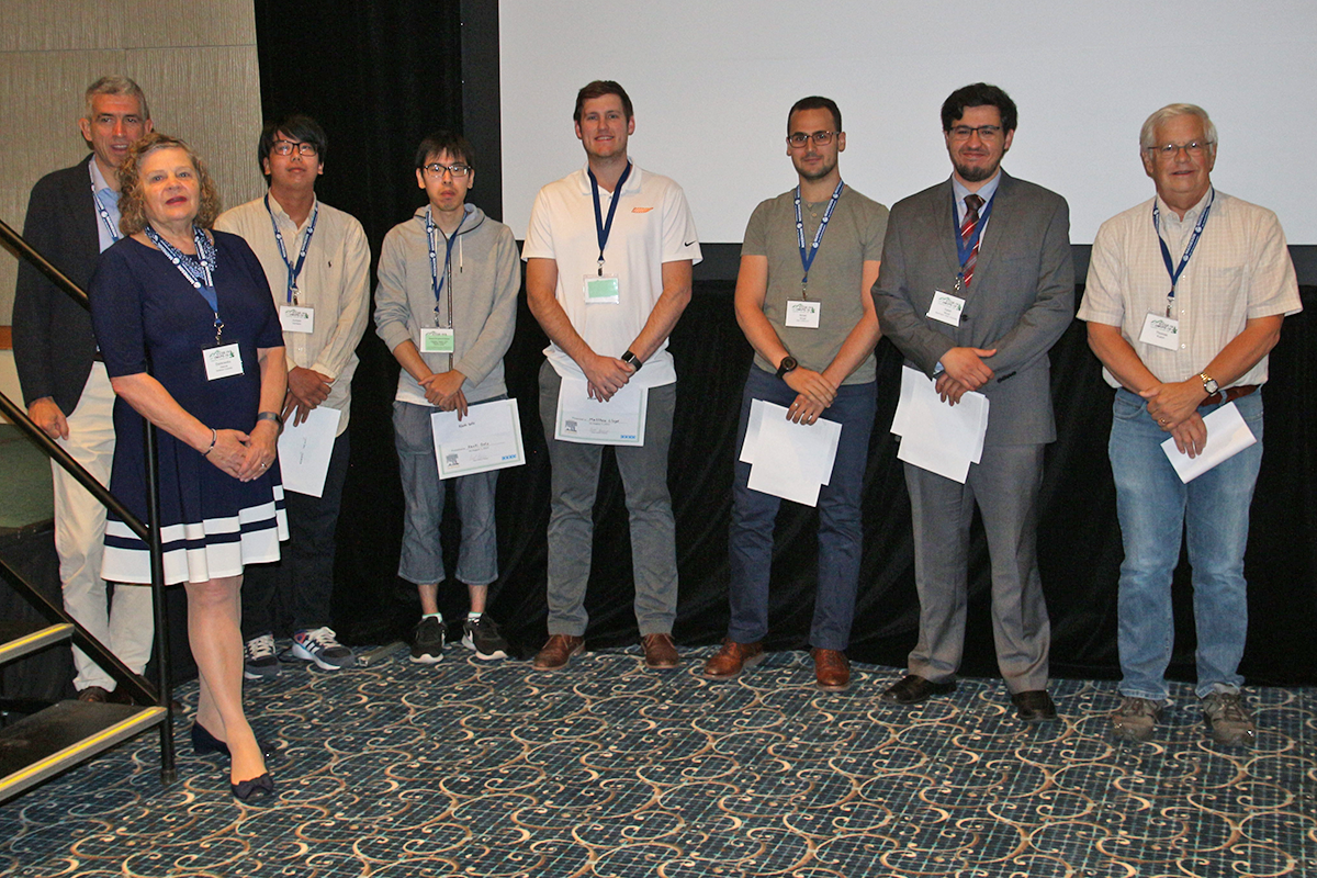 [ICCGE-19 poster awards]