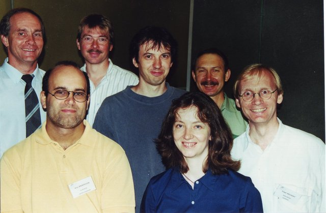 [2000: European Crystallography Meeting: Special Interest Group (SIG) Microsymposia]