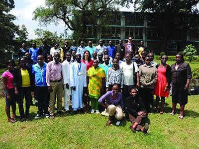 [Kenya attendees]