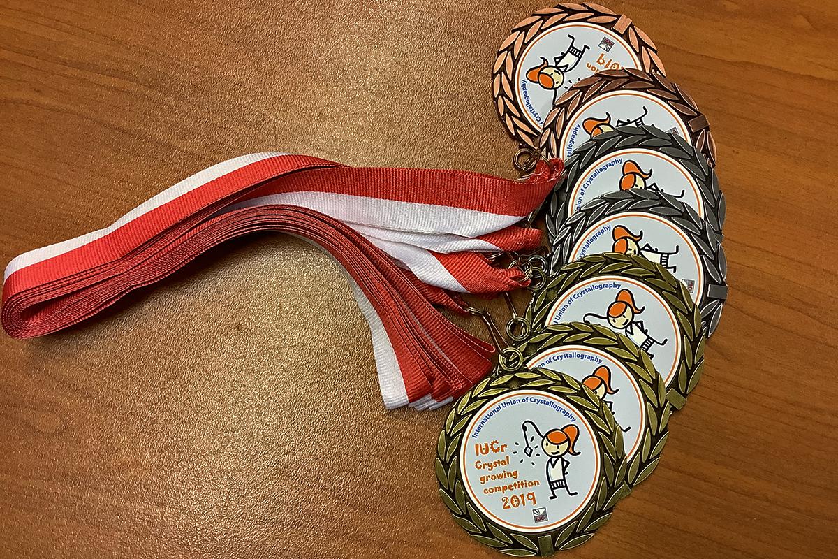 [2019 medals]