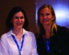 [Christiane Schaffitzel and Daniela Stock]