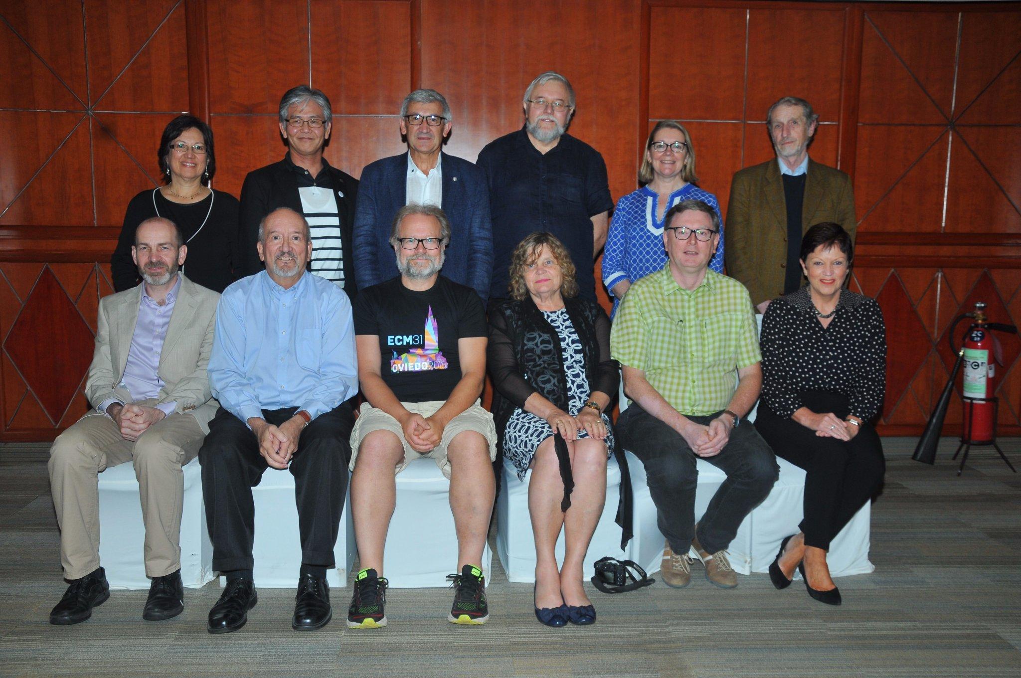[IUCr Executive Committee 2017-2020]
