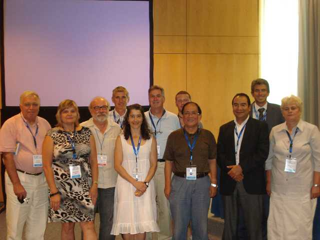 [2011: IUCr Congress and General Assembly: Open Commission Meeting]