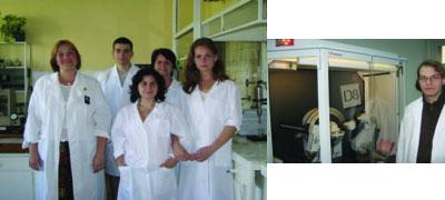 [Kovacheva and staff]