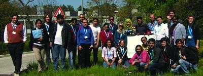 [ICTP participants]
