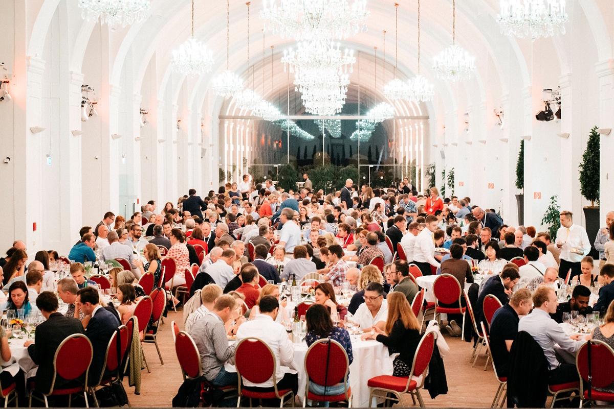[ECM32 Gala Dinner]