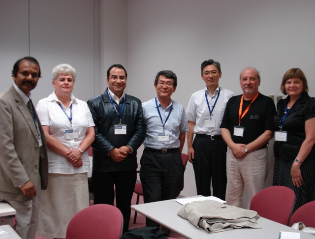CCGCM members meeting in Osaka
