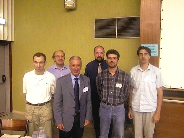 [2000: 19th European Crystallography Meeting: Special Interest Group (SIG) Microsymposia]