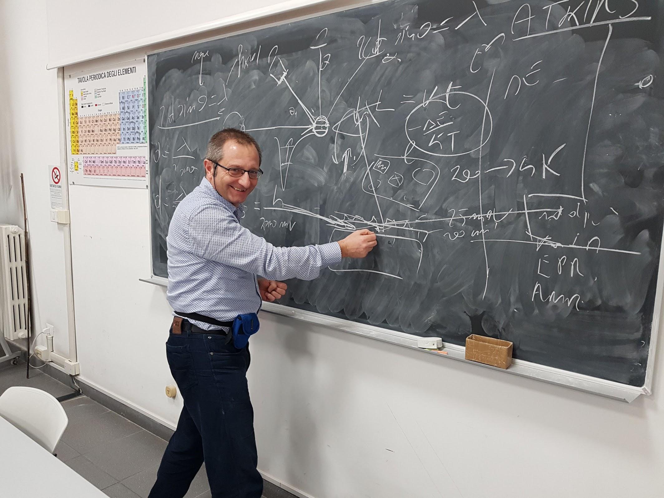Prof Carlo Lamberti