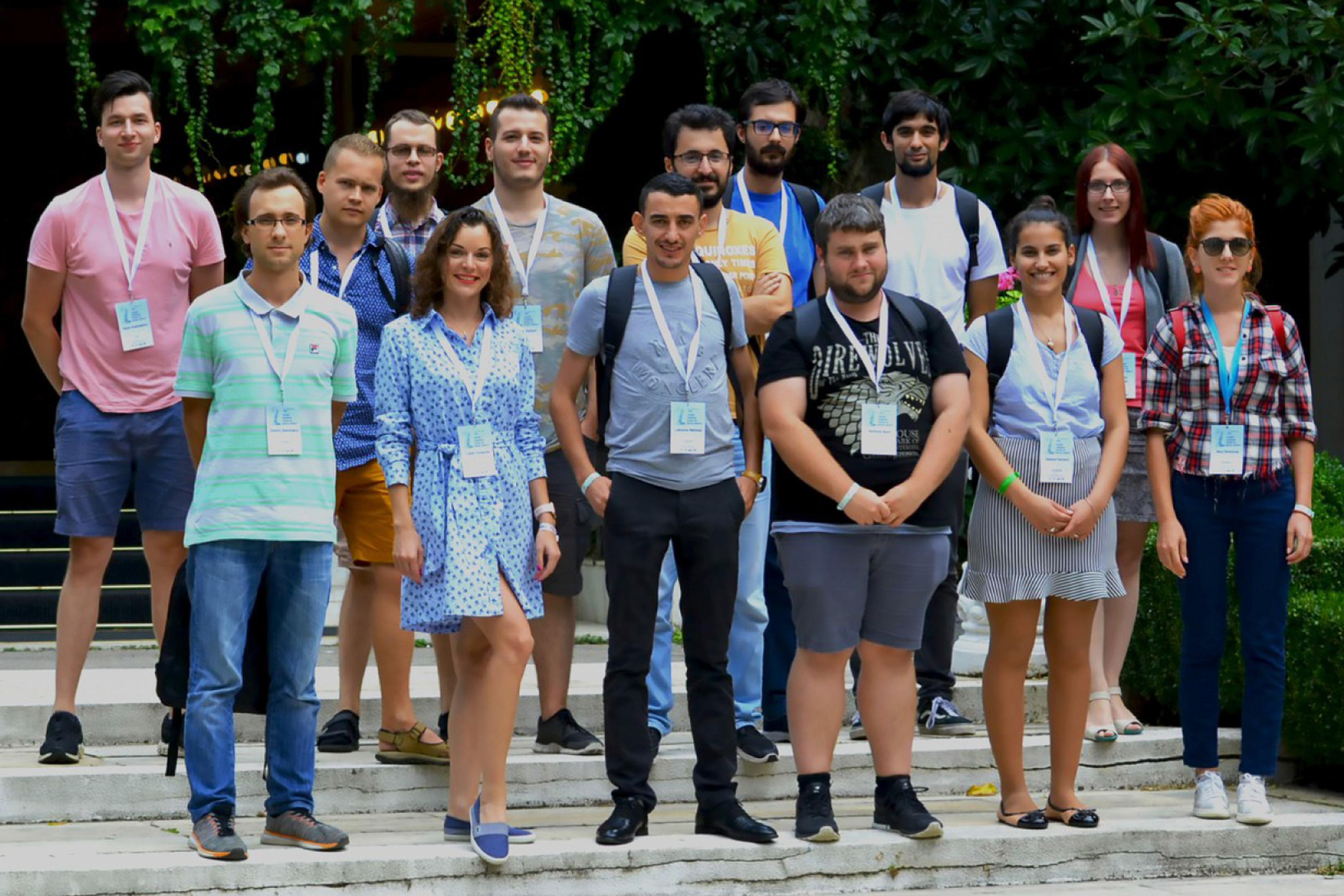 [ESCGC2-participants-with-IUCr-grant]