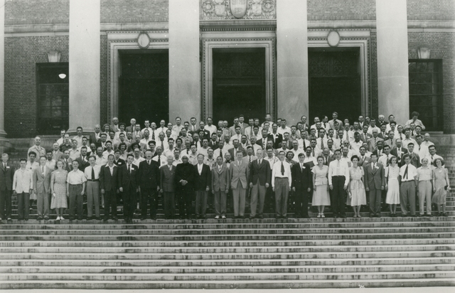 [1948: IUCr Congress and General Assembly: Delegates]