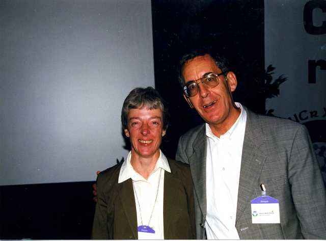 [1999: IUCr Congress and General Assembly: Microcymposium speakers]