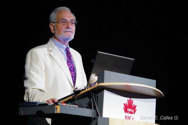 [2014: IUCr Congress and General Assembly: Gjonnes Lecture]