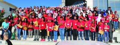 [Algeria participants]