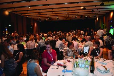 [gala dinner]