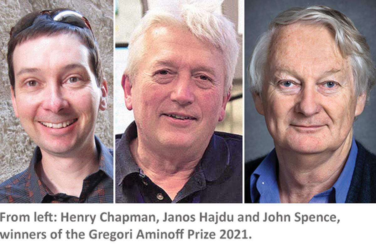 [Aminoff Prize 2021]