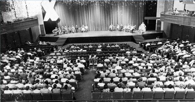 [Opening Ceremony of 1975 Congress]