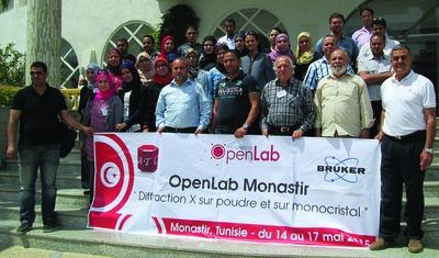 [Monastir participants]