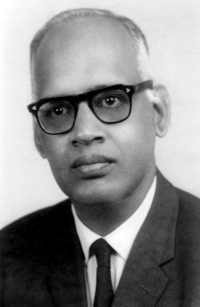 [G. N. Ramachandran]