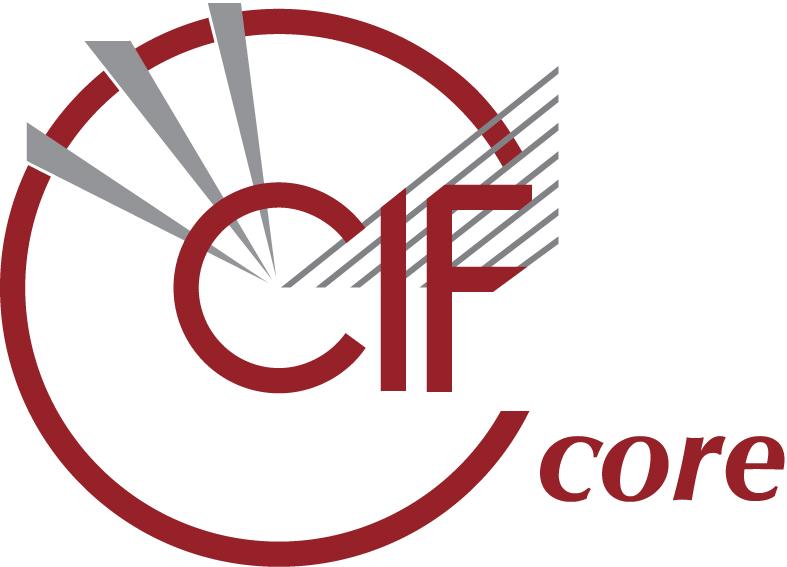 [coreCIF logo]